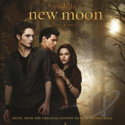 Twilight Saga: New Moon LP Cover Art