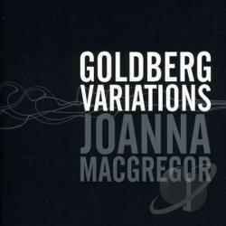 Bach, J.S / Macgregor, Joanna - Bach: Goldberg Variations CD Cover Art