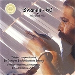Sri Karaikudi R. Mani & Various Artists - Swamiji - 60: Hits From Hits DB Cover Art