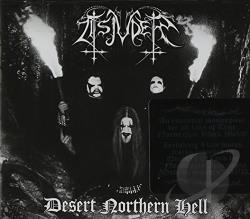 Tsjuder - Desert Northern Hell CD Cover Art