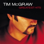 Mcgraw, Tim - Greatest Hits CD Cover Art