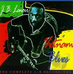 Lenoir, J.B. - Vietnam Blues: The Complete L&R Recording CD Cover Art