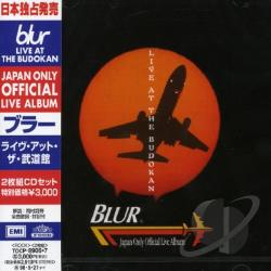 Blur - Live At Budokan CD Cover Art