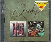 Quireboys - Bit/Bitter CD Cover Art