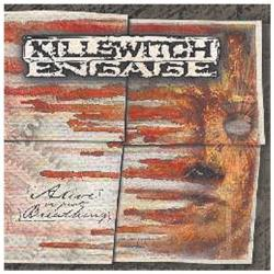 Killswitch Engage - Alive or Just Breathing CD Cover Art