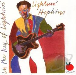 Hopkins, Lightnin' - In The Key Of Lightnin' CD Cover Art