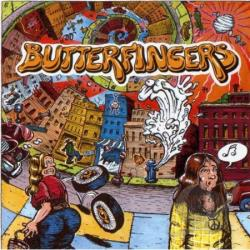 Butterfingers - Butterfingers CD Cover Art
