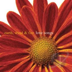 Earth, Wind, and Fire - Love Songs CD Cover Art