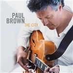 Brown, Paul - City CD Cover Art