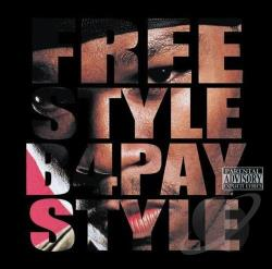 50 Cent - Freestyle B4 Paystyle CD Cover Art