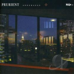 Prurient - Arrowhead CD Cover Art