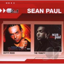 Paul, Sean - Dutty Rock / The Trinity CD Cover Art