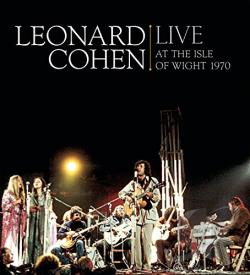 Cohen, Leonard - Live at the Isle of Wight 1970 CD Cover Art