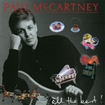 McCartney, Paul - All The Best (Us Version) DB Cover Art