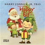 Connick, Harry Jr. - Music from The Happy Elf CD Cover Art