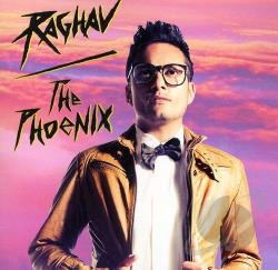 Raghav - Phoenix CD Cover Art