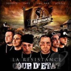 La Resistance - Coup D'Etat CD Cover Art