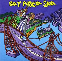 Bay Area Ska CD Cover Art