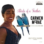 McRae, Carmen - Birds of a Feather CD Cover Art