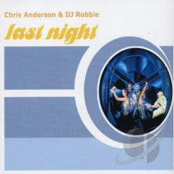 Anderson, Carleen - Last Night DS Cover Art
