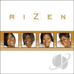 Rizen - Rizen CD Cover Art