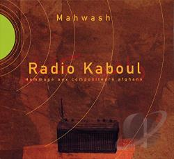 Mahwash, Ustad - Radio Kaboul CD Cover Art