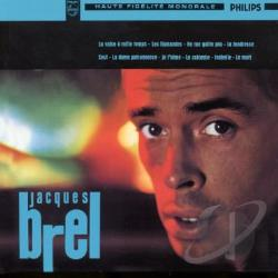 Brel, Jacques - La Valse a Mille Temps CD Cover Art