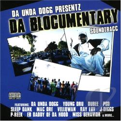 Da Blocumentary CD Cover Art
