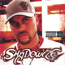 Shadowyze - Shadowyze CD Cover Art