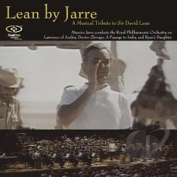 Jarre, Maurice - Lea - Jarre, Maurice - Lean By Jarre CD Cover Art
