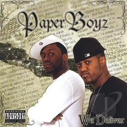 Paperboyz - We Deliver CD Cover Art