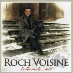 Voisine, Roch - L'Album de Noel CD Cover Art