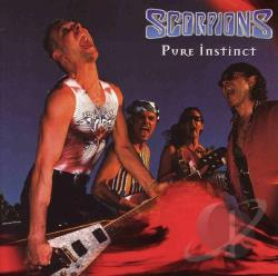 Scorpions - Pure Instinct CD Cover Art