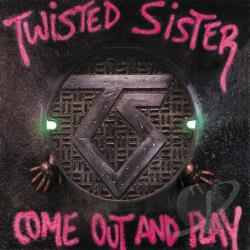 Twisted Sister - Come Out and Play CD Cover Art