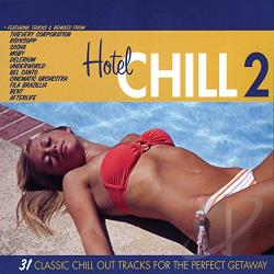 Hotel Chill, Vol. 2 CD Cover Art