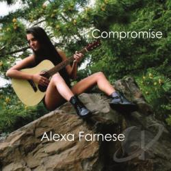 Alexa Farnese - Compromise CD Cover Art