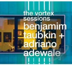Taubkin, Benjamim - Vortex Sessions CD Cover Art