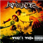 Artifacts - That's Them CD Cover Art