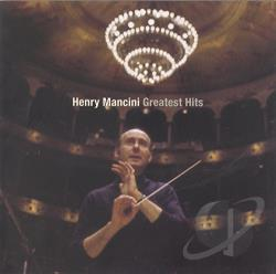Mancini, Henry - Henry Mancini Greatest Hits CD Cover Art
