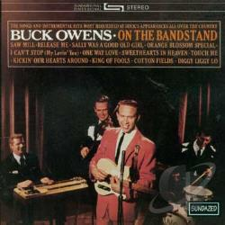 Owens, Buck - On the Bandstand CD Cover Art