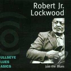 Lockwood, Robert Jr. - Just the Blues CD Cover Art