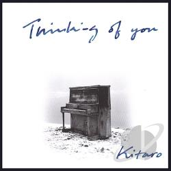 Kitaro - Thinking of You CD Cover Art