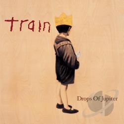 Train - Drops of Jupiter CD Cover Art
