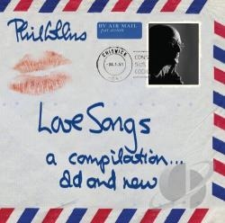 Collins, Phil - Love Songs: A Compilation...Old and New CD Cover Art