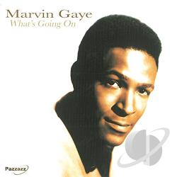 Gaye, Marvin - What's Going On CD Cover Art