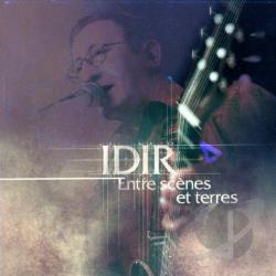 Idir - Live CD Cover Art
