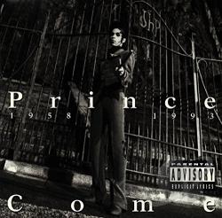 Prince - Come CD Cover Art