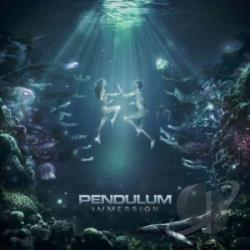 Pendulum - Immersion CD Cover Art