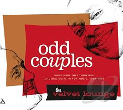 Odd Couples: What Were They Thinking? CD Cover Art