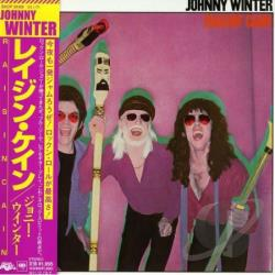 Winter, Johnny - Raisin' Cain CD Cover Art